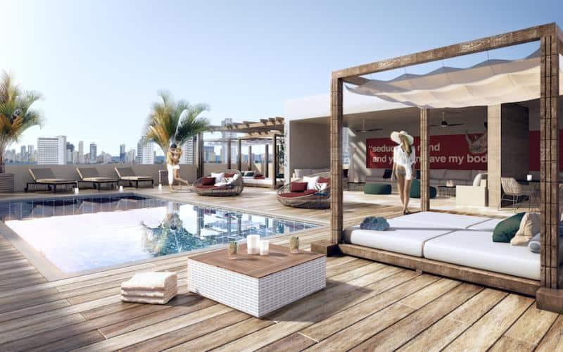 B3M Terraza | Proyectos inmobiliarios