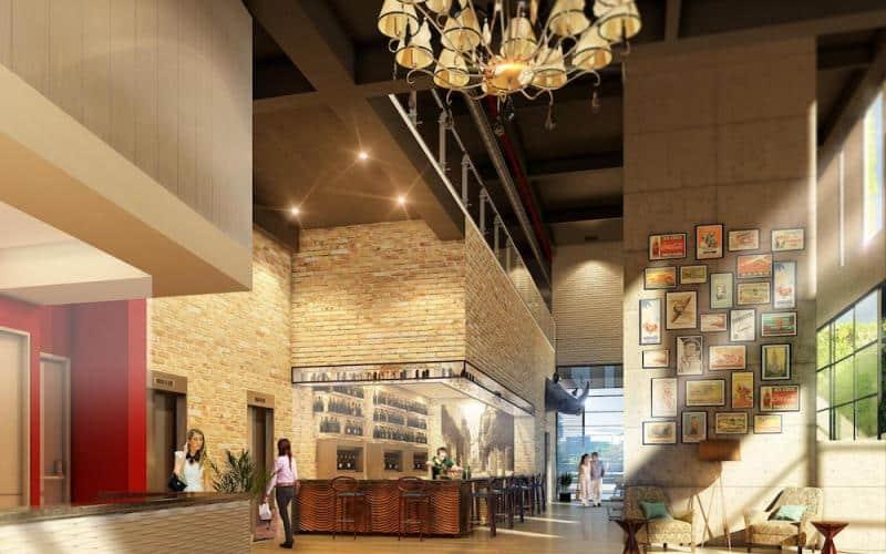 B3M Lobby