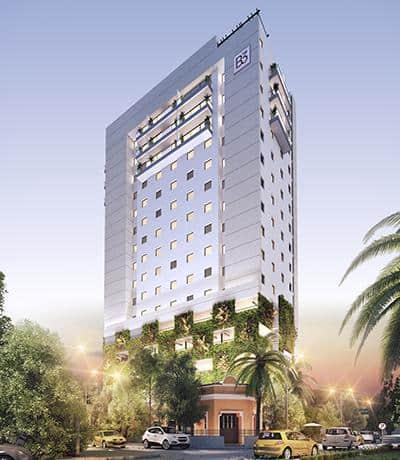 Hotel B3 Manga