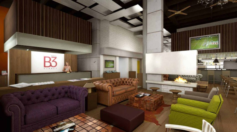 Lobby B3