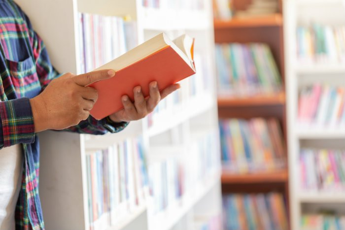 Biblioteca de libros para emprendedores