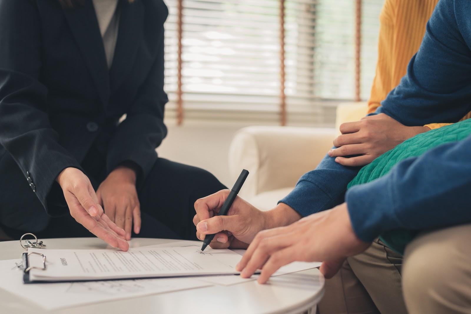 Los asesores pueden ayudarte con tus inversiones inmobiliarias