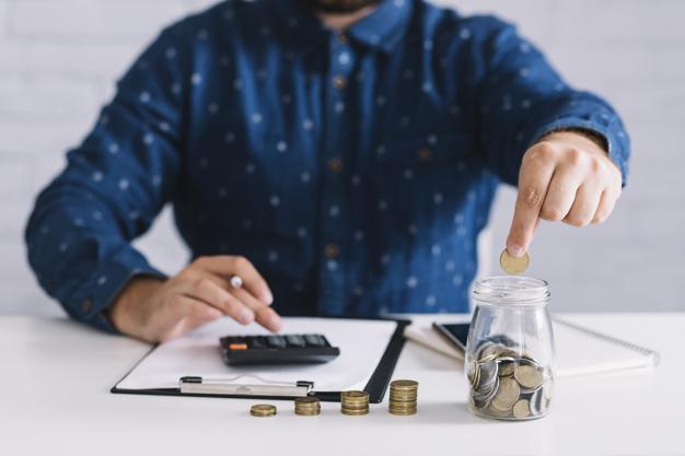 ahorrar para invertir dinero