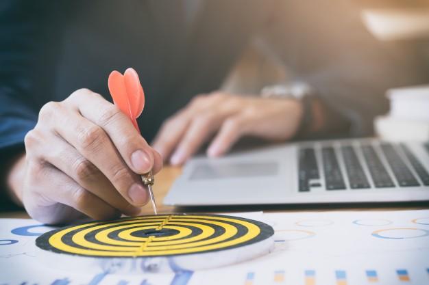 Traza objetivos que te mantengan enfocado en tus negocios rentables