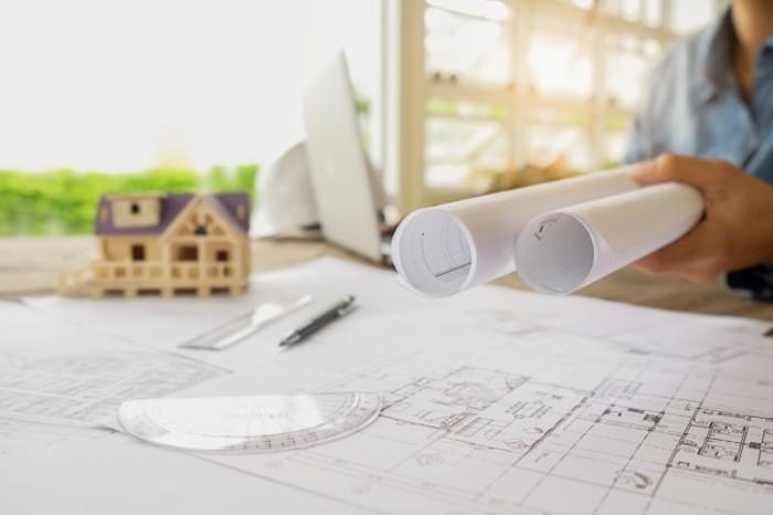 Invierte en proyectos inmobiliarios en blanco
