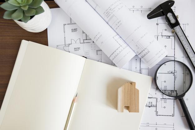 A diferencia de los proyectos de arquitectura en planos, los proyectos inmobiliarios en verde permiten algunas modificaciones